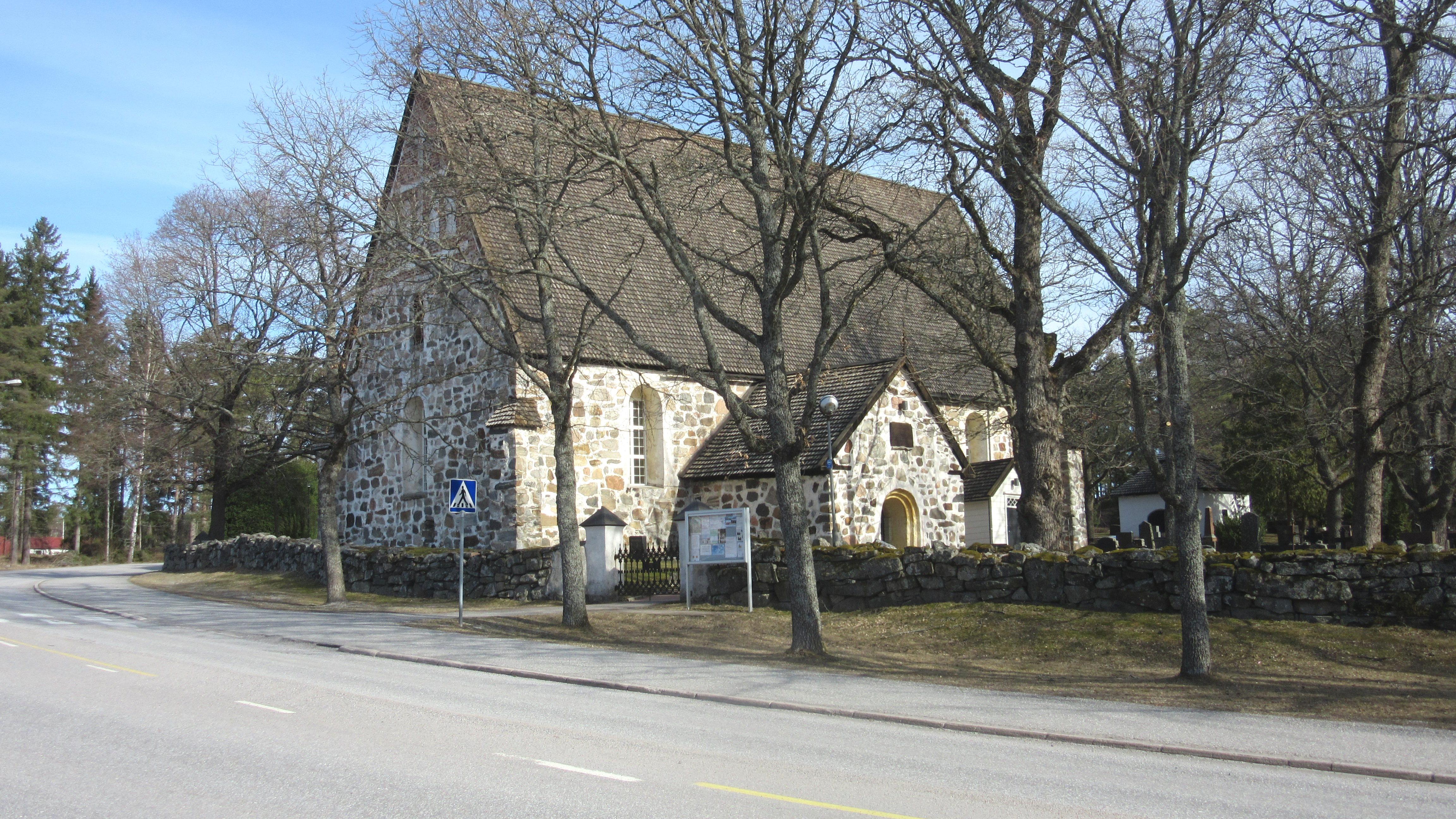 Maskun kirkko