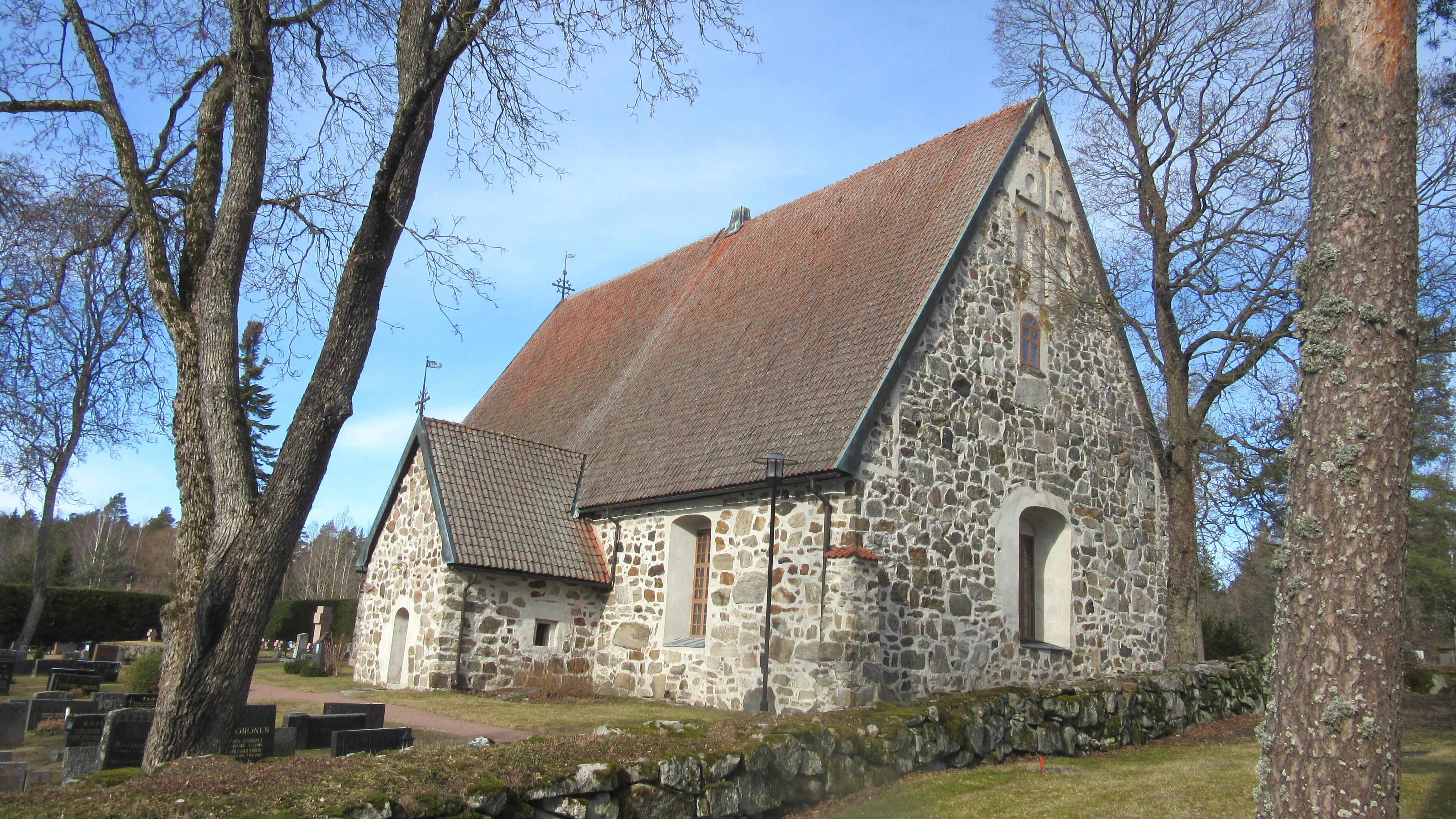 Lemun kirkko