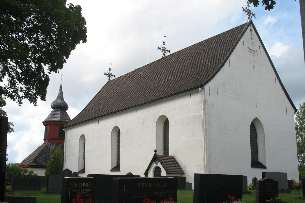 Askaisten kirkko