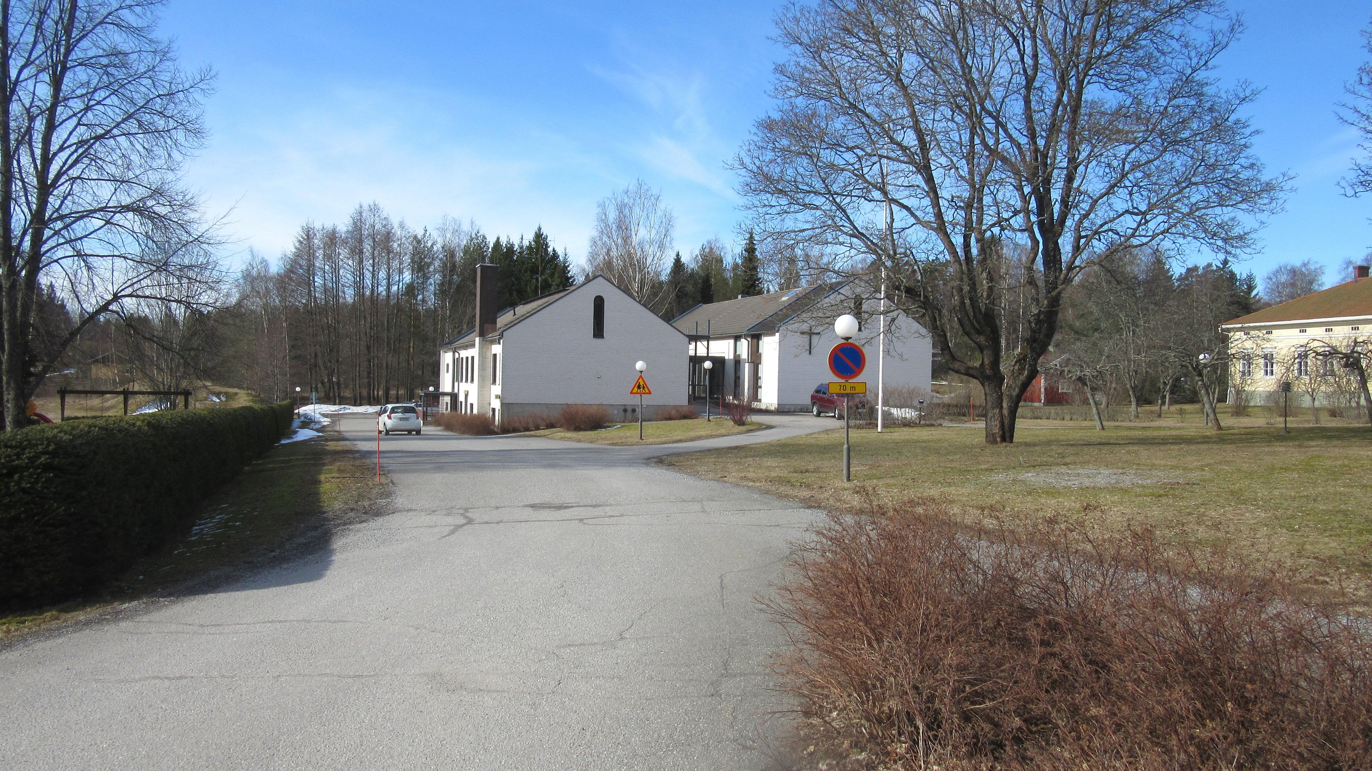 Maskun seurakuntatalo